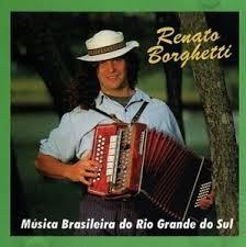 Cd Renato Borghetti Musica Brasileira Do Rio Grande Do Sul