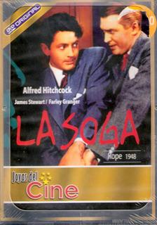 Dvd Original : La Soga - Rope Hitchcock 1948 Stewart Granger