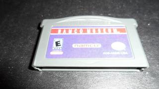 Namco Museum Para Game Boy Advance