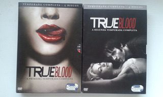 True Blood (dvd) 1ª A 5ª Temporadas