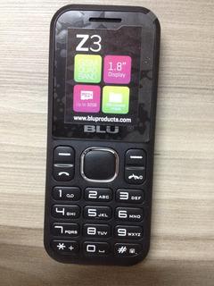 Celular Blu Z3