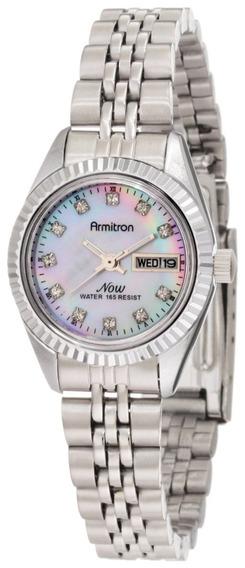 Reloj De Pulsera Para Mujer Armitron 752475mpsv Pm0