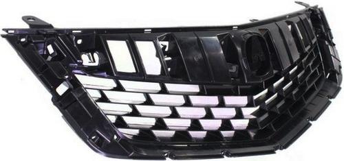 Parrilla Color Negro Acura Tsx 2009 - 2010 Nueva!!!