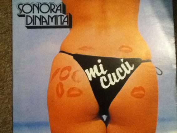Disco Acetato De: Sonora Dinamita Mi Cucu