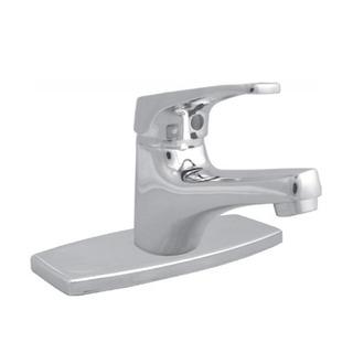 Monomando Cromo Metalflu Mezcladora Agua Promo Llave