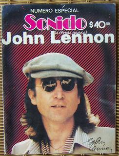Ndd, Revista Sonido, John Lennon # Especial