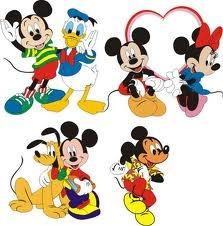 Diseños De Bordados Disney En El Formato Que Necesites.