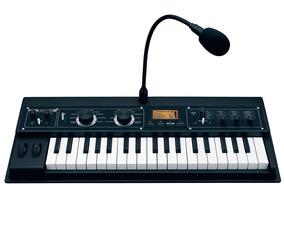 Korg Microkorg Xl+ Plus : Teclado Sintetizador Com Microfone