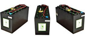 Baterías Para Montacargas