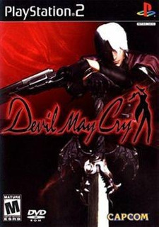 Devil May Cry 1 Ps2