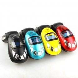 Reproductor Mp3 Para Carro-coje Usb Y Sd,varios Colores New