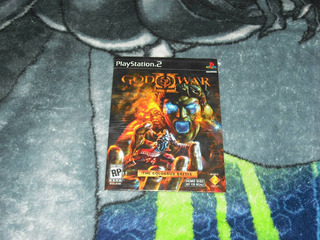 God Of War 2 The Colossus Battle Demo Muy Buen Estado Ps2