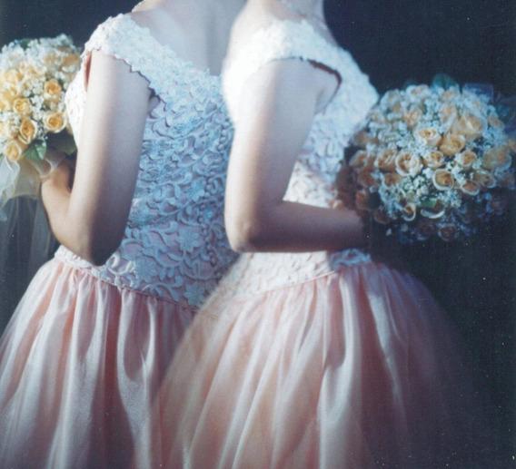 Vestido De Xv Años Talla Chica 5-7