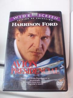 Pelicula En Dvd Avion Presidencial - Bbf