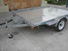 Remolque Plataforma Cuatrimotos Grandes Camionetas Ver 17