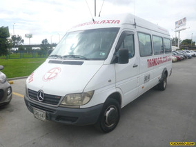 Mercedes Benz Sprinter 413 2009