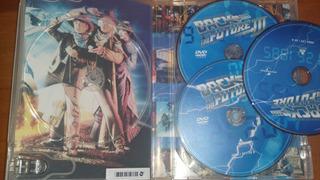 Volver Al Futuro Trilogia Especial 80s.