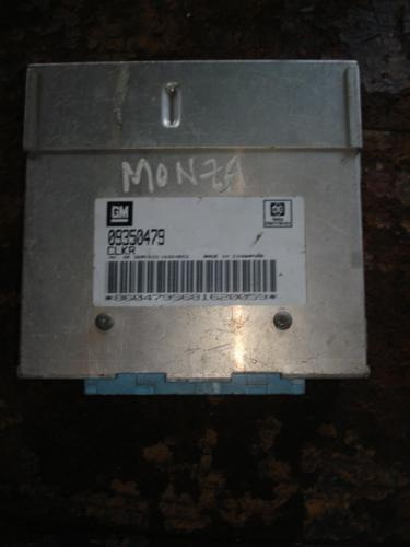 Imagen 1 de 3 de Computadora De Chevrolet Monza