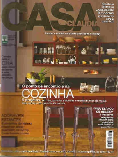 Cl Casa Cláudia 588 * Ago/10