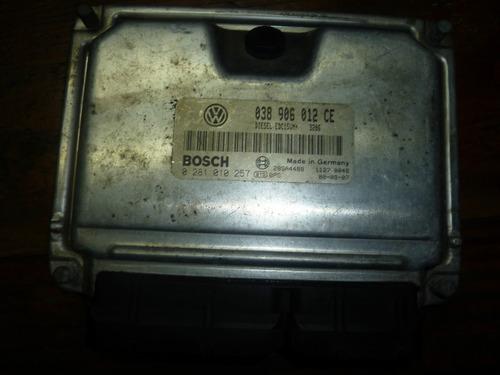 Imagen 1 de 4 de Vendo Computadora De Skoda Favia, Año 2003, Diesel.