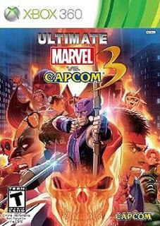 Ultimate Marvel Vs Capcom 3 Xbox Nuevo Sellado