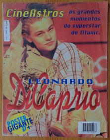 Leonardo Dicaprio Lote 5 Revistas Exclusivas