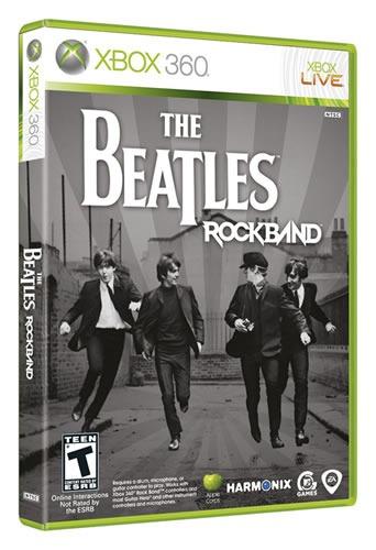 Jogo Lacrado The Beatles Rock Band Para Xbox 360