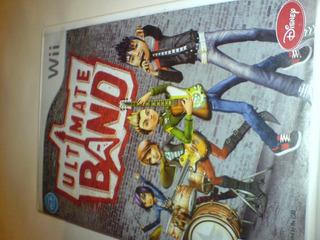 Wii Ultimate Band De Wii Baratisimo Bfn