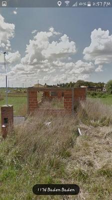 Vendo Terreno Con Edificación A Terminar - Santa Clara Del M