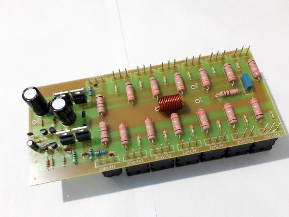 2 Placas Amplificador 1000w Potencia,dbk,dbs,machine,cygnus