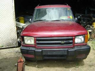 Land Rover Discovery Ii,diesel, Td5, Año 2002, Por Piezas
