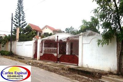 Casa De Venta En Higüey, República Dominicana Cv-002