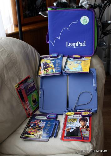 Leapfrog Quantum Pad Sistema De Aprendizaje En Ingles