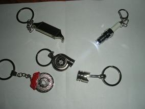 Llaveros Turbo,piston,caliper,bujia,intercooler Sonido Gcp