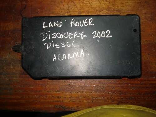 Computadora De Sistema De Alarma De Land Roverdiscovery 2002