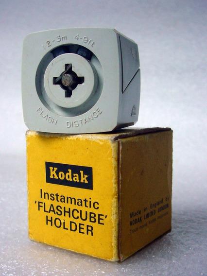 Kodak Adaptador Para Cubflash Para Colecionador Peca Unica