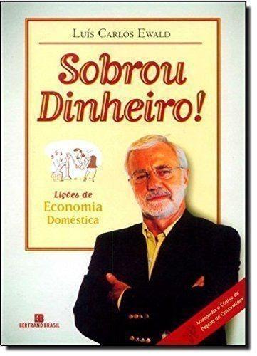 Revista Sobrou Dinheiro! Luis C. Ewald