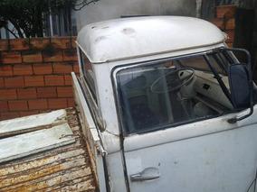 Vw Kombi Pickup Retirada Peças Corujinha Cambio Suspençao