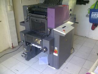 Heidelberg Quickmaster 1996 2 Colores Cambiox Auto Pago Au1