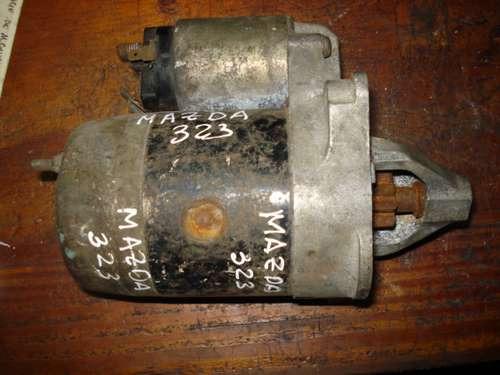 Motor De Arranque De 323 1983