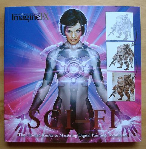 Imagen 1 de 6 de Sci-fi Imaginefx - Mastering Digital Painting Techniques