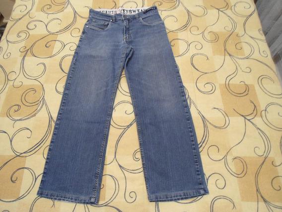 Calça Jeans Casual Aramis Tam.38 Strecht Otimo Estado Sacola