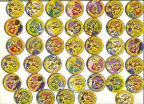 *sll* Coleção Metal Tazo Yu Gi Oh Completo - Elma Chips
