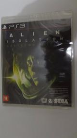 Alien Isolation Ps3 Novo E Lacrado