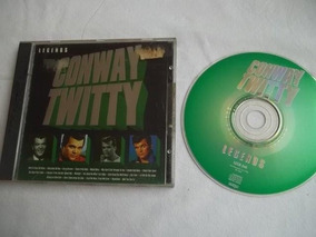 *cd - Conway Twitty - Rock Pop Internacional