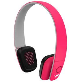 Fone De Ouvido Bluetooth / Headphone Vgh-b1 - Vigere Pink