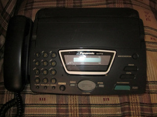Fax Panasonic Kx-ft72