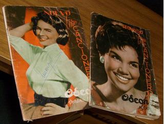 Gran Cancionero Odeon Nº1 . Nº2 Verano 1960