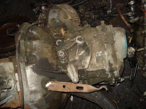Imagen 1 de 1 de Vendo Transmision De Daewoo Raice Del 92- 95