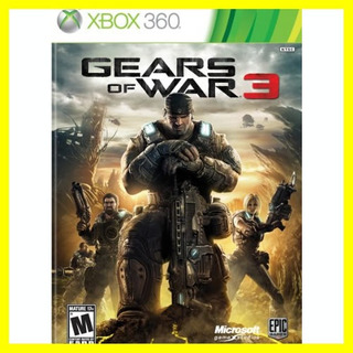 Gears Of War 3 By Microsoft Juegos Originales Para Xbox 360